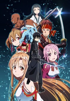 Sword Art Online [série] Affiche_VauKTg0TOVqKJB6