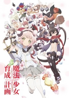 The Magical Girl Raising Project
