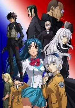 Full Metal Panic ! Invisible Victory [série] Affiche_SKRQOQX5Sd8lbEw
