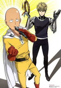 One Punch Man - Road to Hero