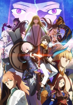 Fate/Grand Order Absolute Demonic Front: Babylonia [série] Affiche_aMLP8I9FY1ce5ng